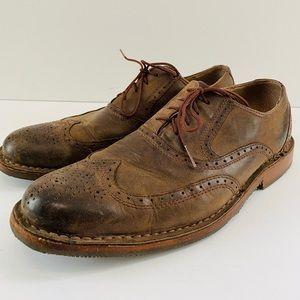 Sebago Wingtip Oxford Dress Shoes